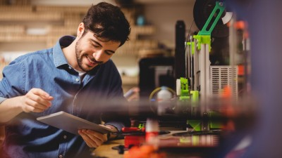3D Printer build workshop